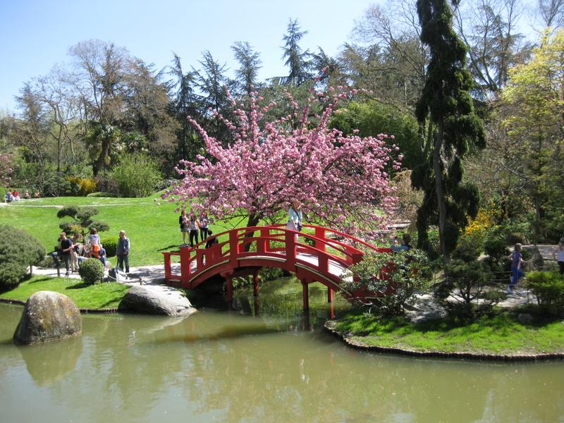 Giardino giapponese tolosa osmosi delle idee - Comporre un giardino ...