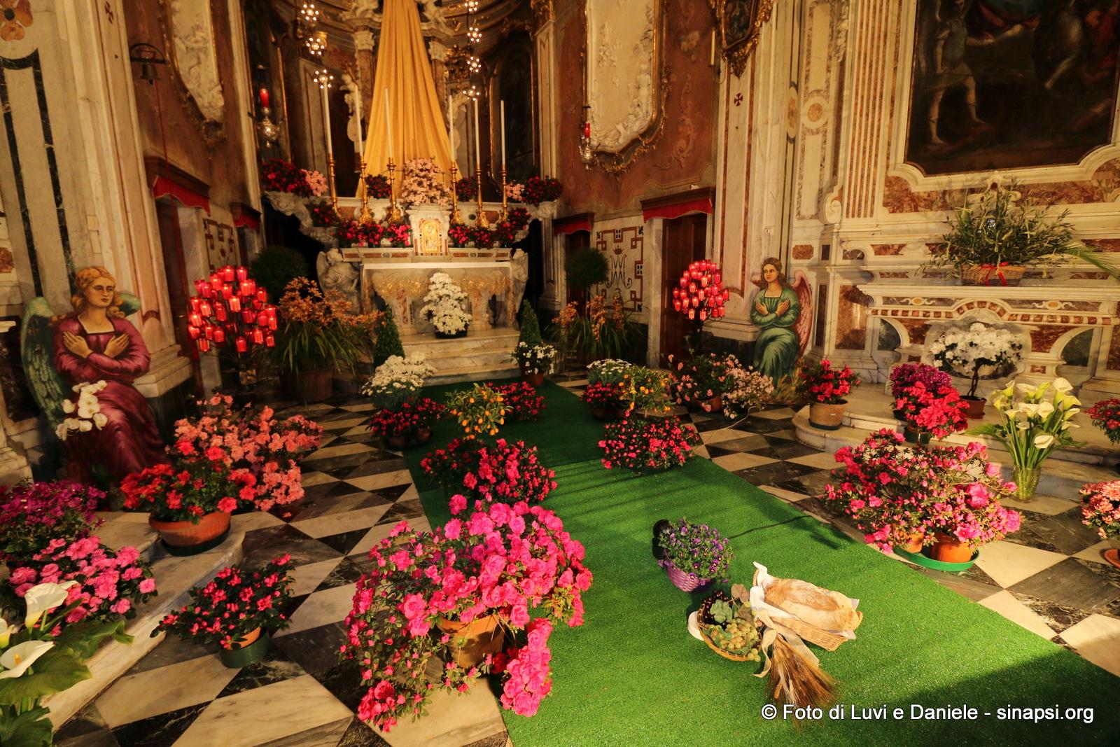 Sepolcro Chiesa Suffragio Recco