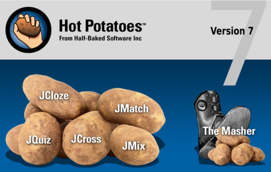 Parole crociate con Hot Potatoes versione 7